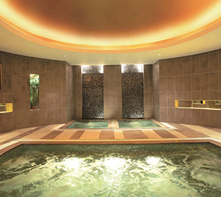 Spa and Sport at Swissotel Grand Shanghai