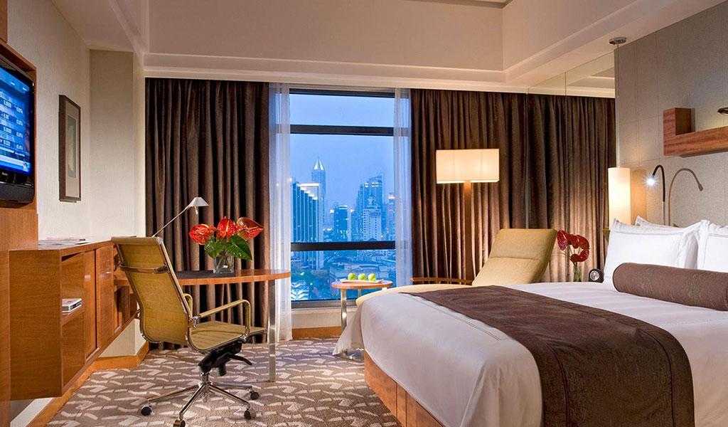 Swissotel Grand Şanghay'taki Premier Oda