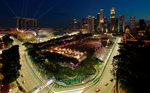 Singapore Grand Prix Early Bird Offer