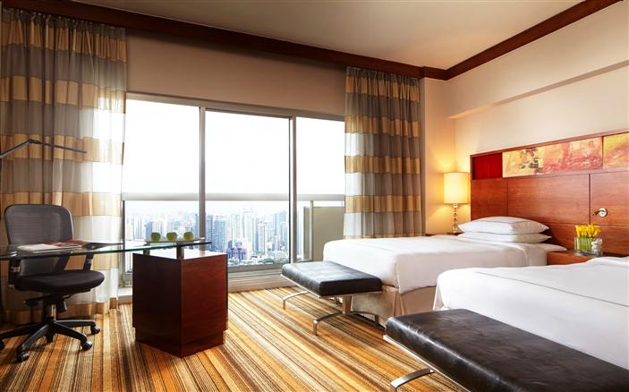 Classic Room at Swissotel Stamford