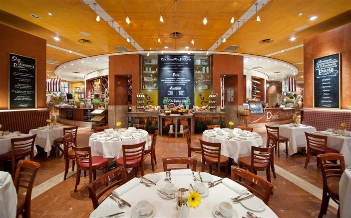 Restaurant Near Stamford