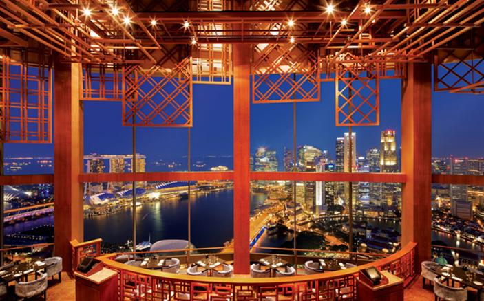 Best Wine Restaurant Singapore