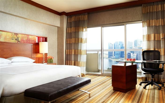Classic Harbour View Room Swissotel The Stamford