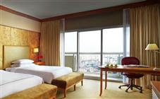Swiss Executive Zimmer im Swissôtel The Stamford