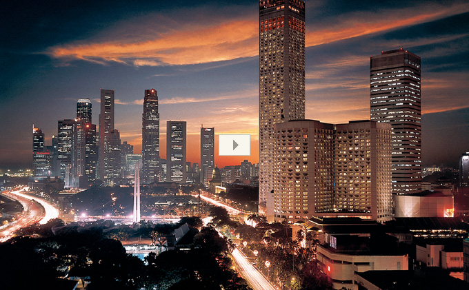 Swissotel Singapore Stamford Video
