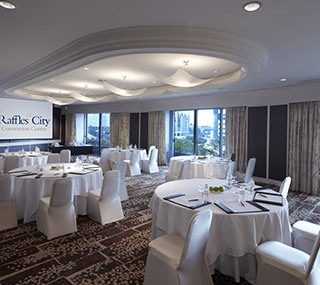 Fairmont Executive Meeting Rooms at Swissotel The Stamford