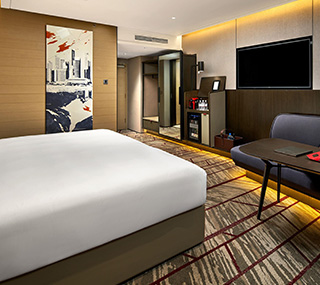 Swiss Executive Room at Swissotel The Stamford