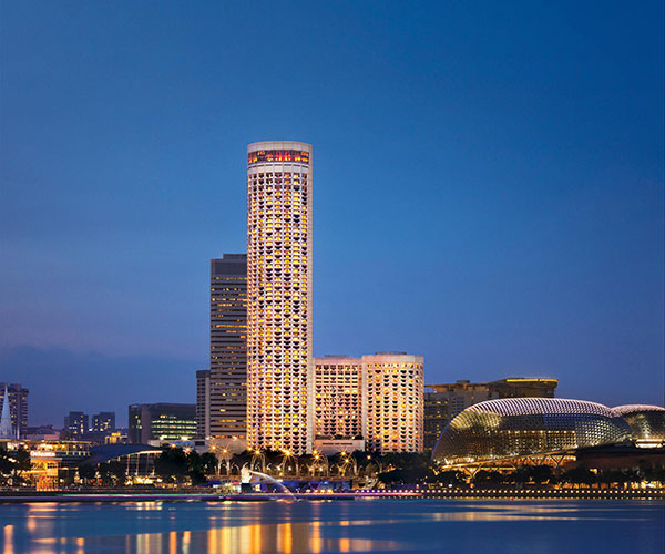Swissotel The Stamford - Luxury Hotel In Singapore