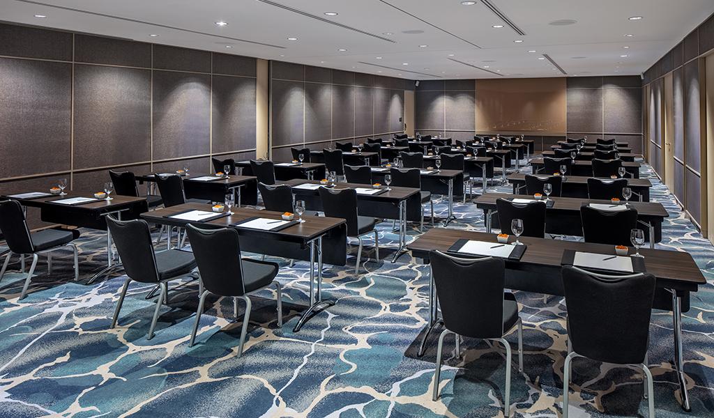غرف اجتماعات فيرمونت لرجال الأعمال في سويس أوتيل ذا ستامفورد