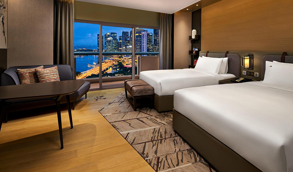 Premier Harbour View Room (Newly Renovated)