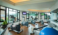 Gymnasium at Swissotel Merchant Court