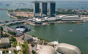 Sailing In The Heart Of Singapore