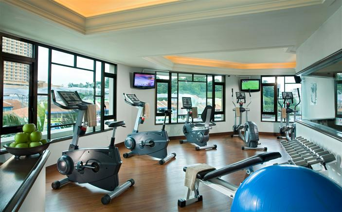 Fitness Centre at Swissotel Merchant Court