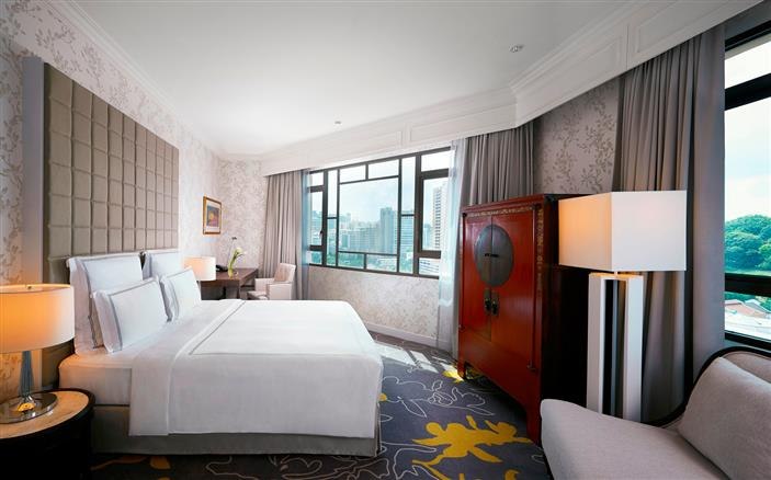Executive Suite at Swissotel Merchant Court