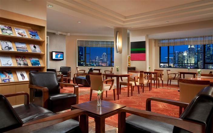 Executive Club Lounge at Swissotel Merchant Court