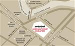 Map of Swissotel Merchant Court Singapore hotel
