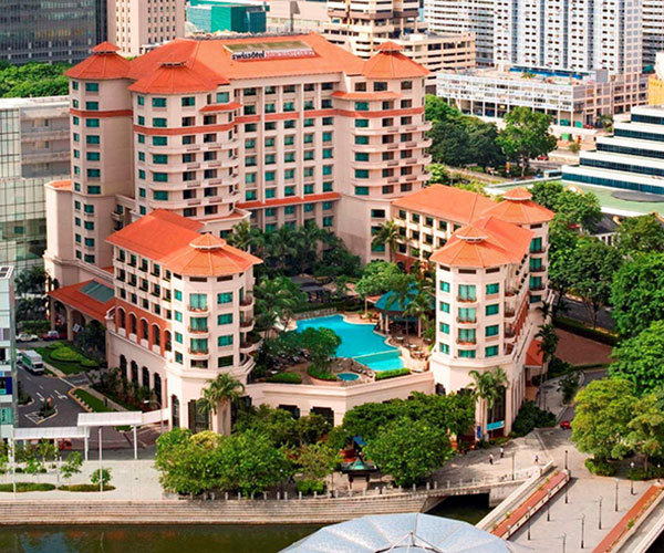 Swissotel Merchant Court Luxury Hotel In Singapore Swissôtel