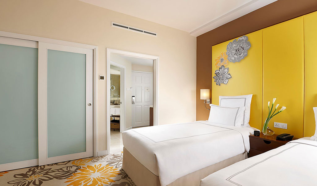 Executive Room at Swissotel Merchant Court