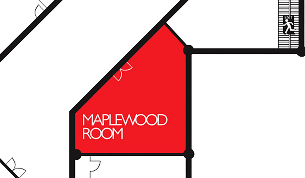 Maplewood Room Floor Plan