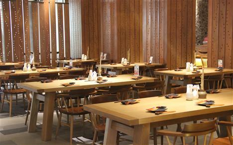 Takumi Restaurant im Swissôtel Le Concorde Bangkok