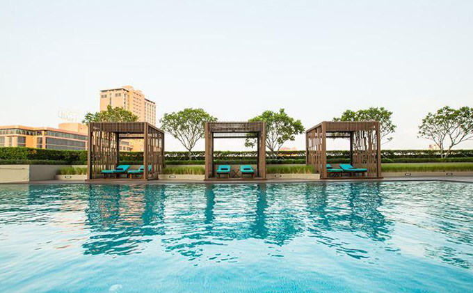 Spa and Sport at Swissotel Le Concorde Bangkok