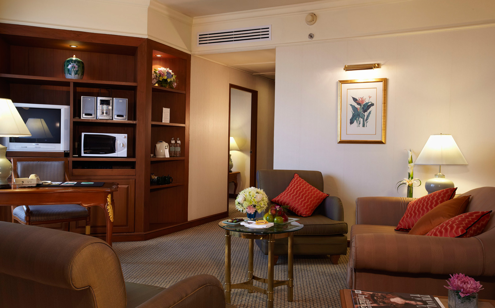 Executive Suite at Swissotel Le Concorde Bangkok