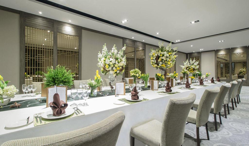 Swissotel Bangkok Ratchadaの上海クラブ