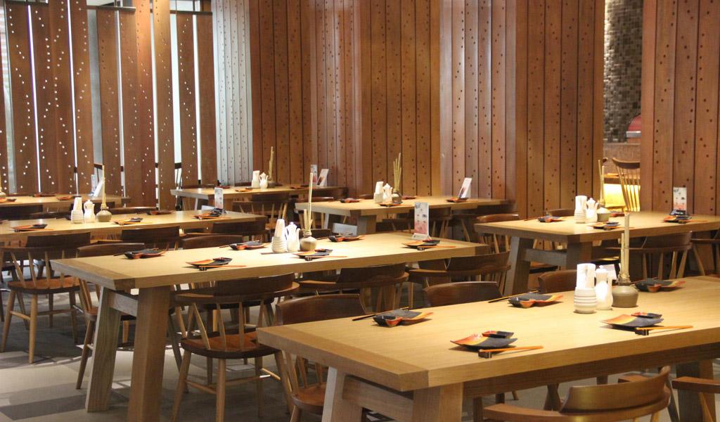 Takumi Restaurant im Swissôtel Bangkok Ratchada