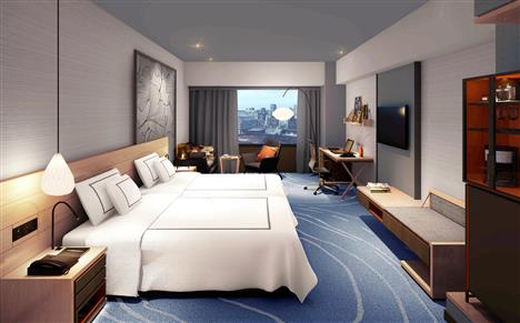 大阪瑞士南海酒店的 Tavola 36