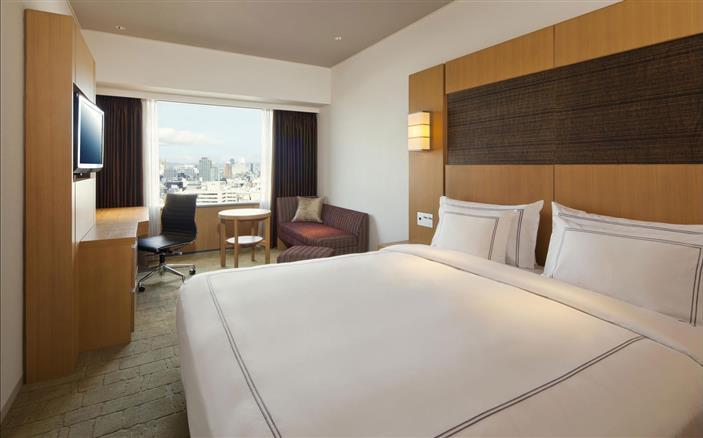 Swiss Advantage Room Swissotel Nankai Osaka