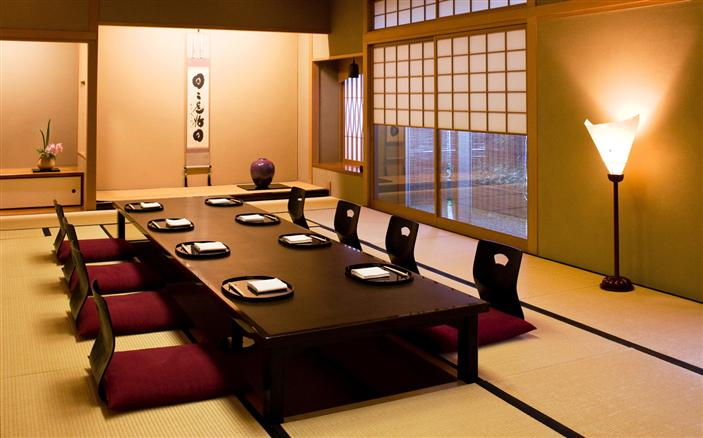 Koya, Private Dining