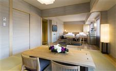 Prestige Suite des Swissôtel Nankai Osaka