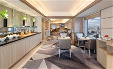 Swiss Executive Club Lounge at Swissotel Nankai Osaka