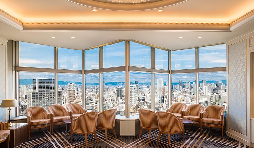 Salle de banquet «Diamond» au Swissôtel Nankai Osaka