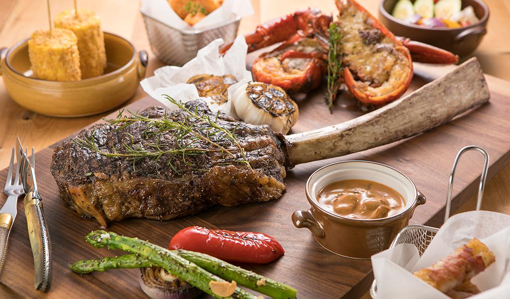 Ресторан «Tavola36» в Swissotel Nankai, Осака