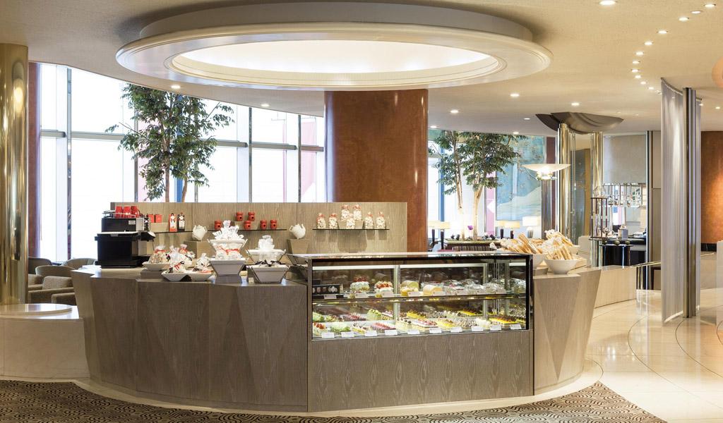 «Swiss Gourmet» в Swissotel Nankai, Осака