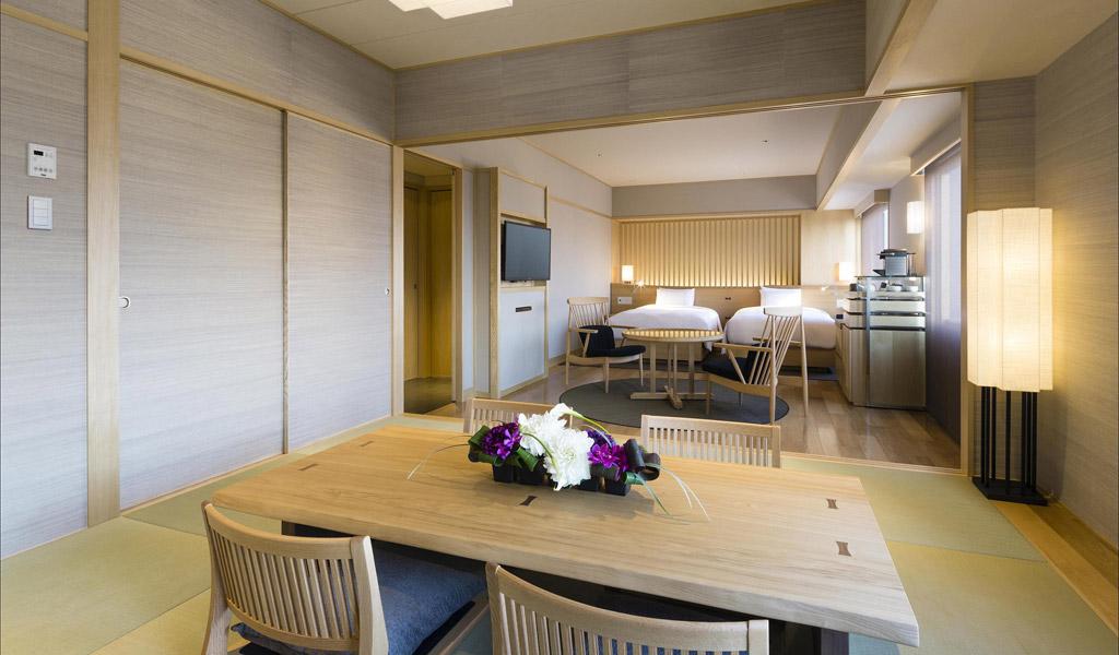 Swissotel Nankai Osaka, Waraku