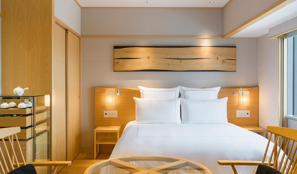 Waon Suite im Swissôtel Nankai Osaka