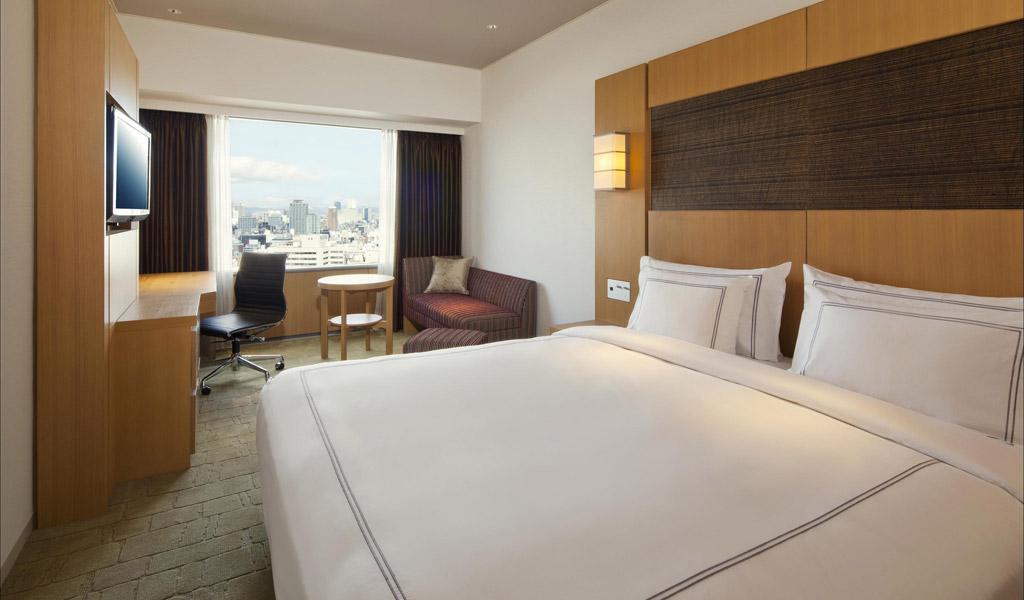 Chambre Swiss Advantage au Swissôtel Nankai Osaka