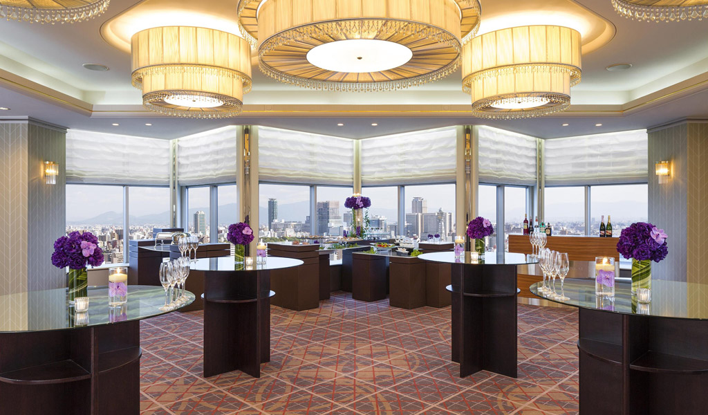 "Banquet Room ""Diamond"" at Swissotel Nankai Osaka"