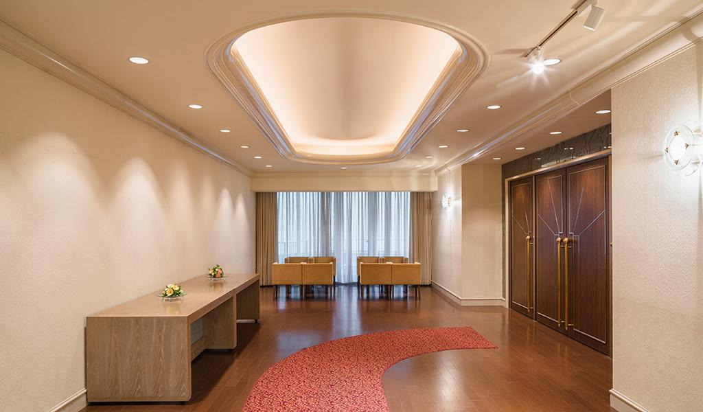 "Swissotel Nankai Osaka'de ""Hanagiri"" Banket Odası"