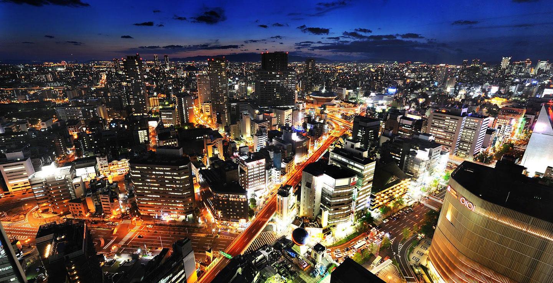 主要入口,南海瑞士酒店,大阪