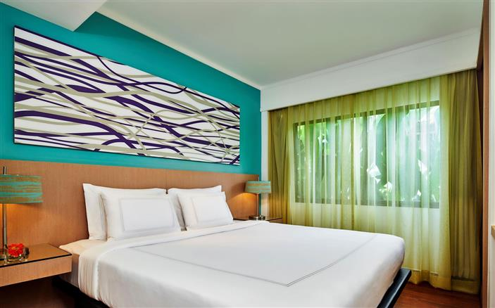Two-Bedroom Deluxe Suite Swissotel Resort Phuket