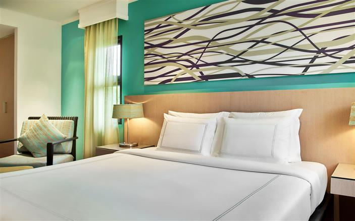 Three-Bedroom Deluxe Suite Swissotel Resort Phuket
