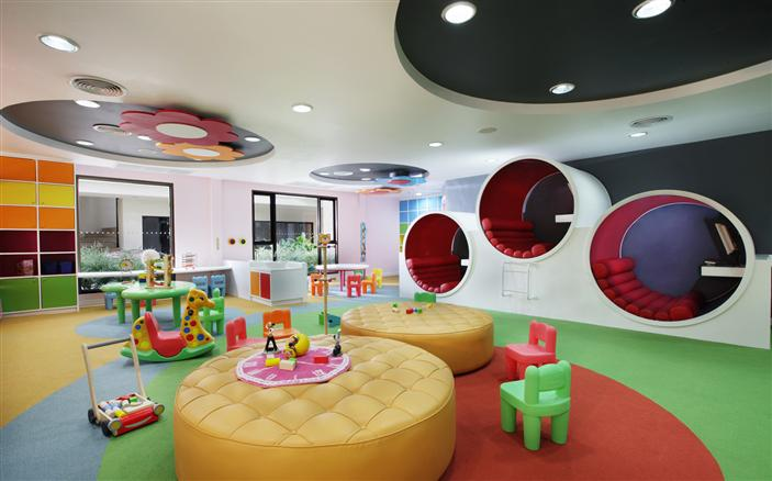 Kids world at Swissotel Resort Phuket