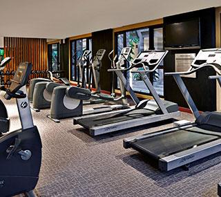Спа и спорт в Swissotel Resort, Пхукет