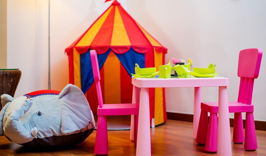 Семейный люкс «Family Fun» с одной спальней