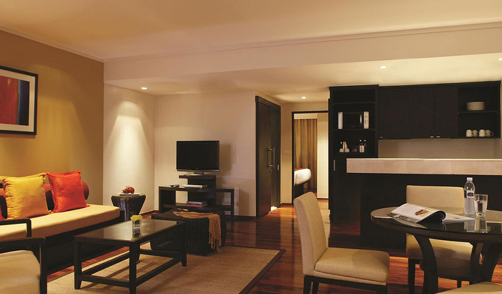 Two-Bedroom Haven Suite at Swissotel Resort Phuket
