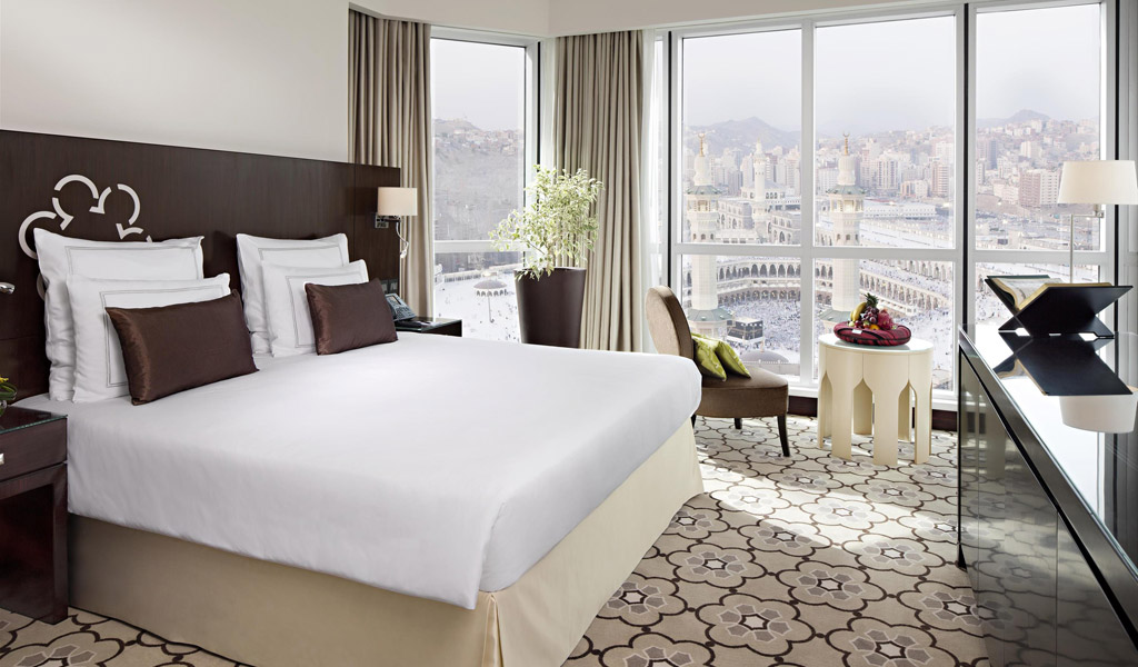 Junior Suite at Swissotel Makkah