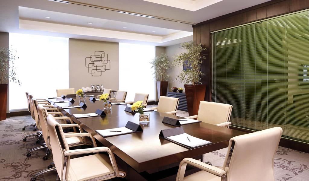 غرفة اجتماعات مكة سويس أوتيل (Swissotel Makkah)